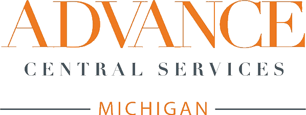 Logo von Advance Central Services