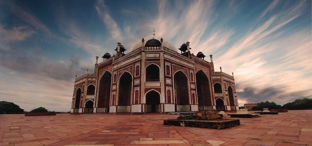 Humayan-Mausoleum-Delhi