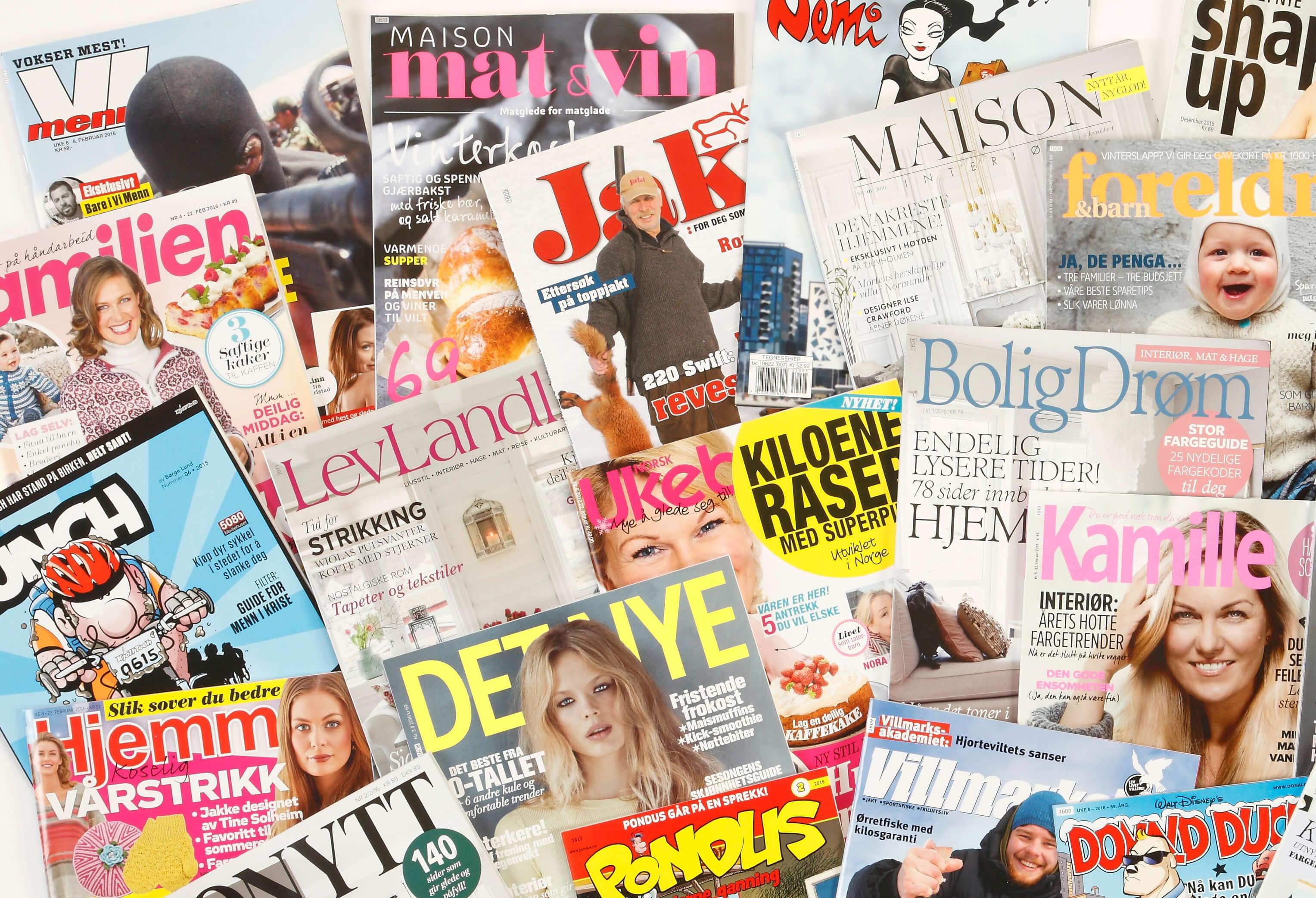 Magazine Egmont Publishing